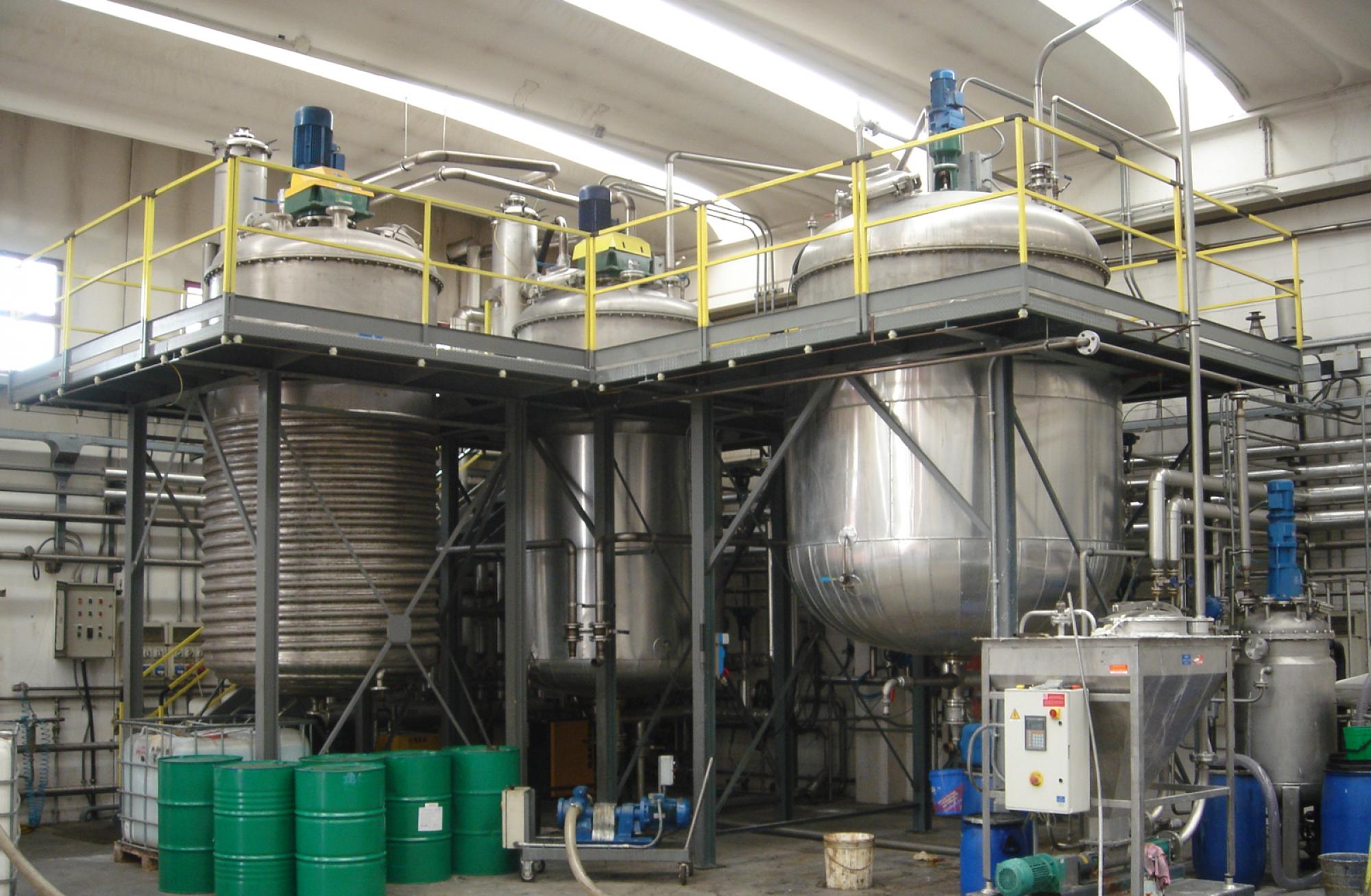 Krab Chemical, SL